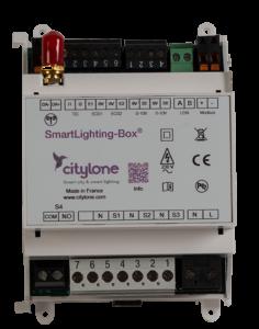 Produit SmartLighting-Box Citylone pour gestion armoire éclairage public